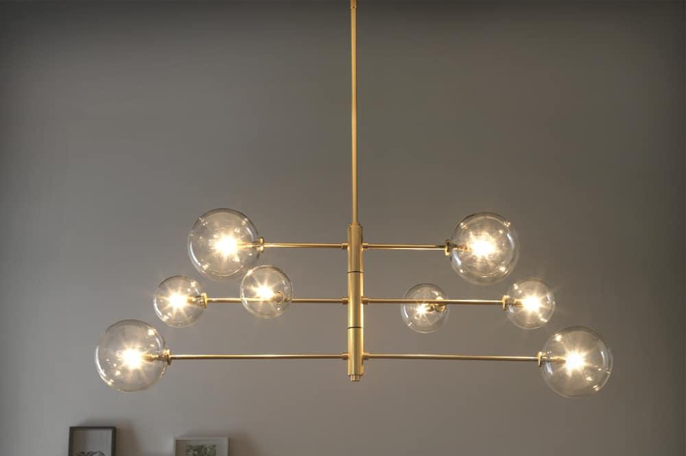 Aromas del Campo - Atom pendant lamp