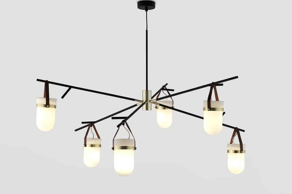 Almon design lamp by Aromas del Campo