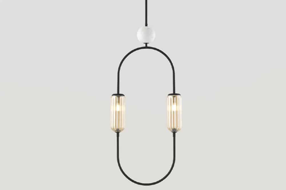 Clip design lamp by Aromas del Campo