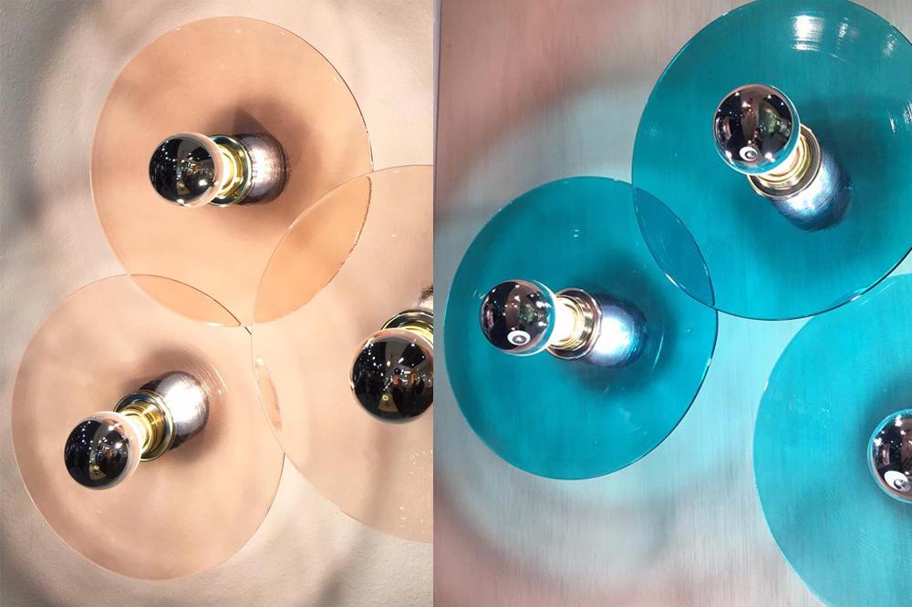 Fest design lamp by Aromas del Campo