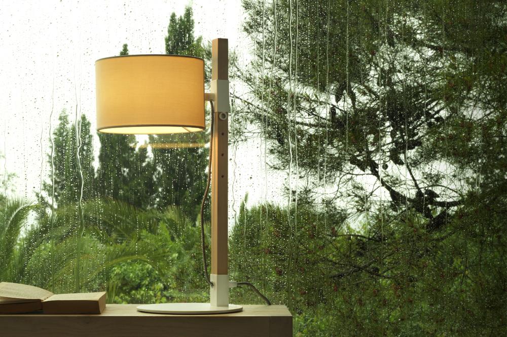 Riu design lamp by Aromas del Campo