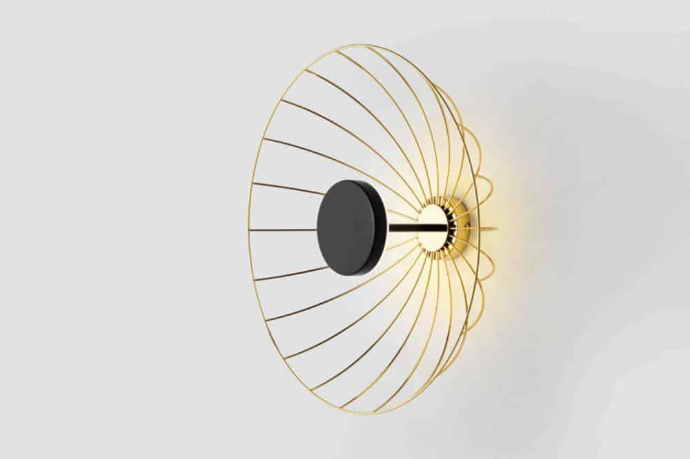 Tero Lamp by Aromas del CAMPO
