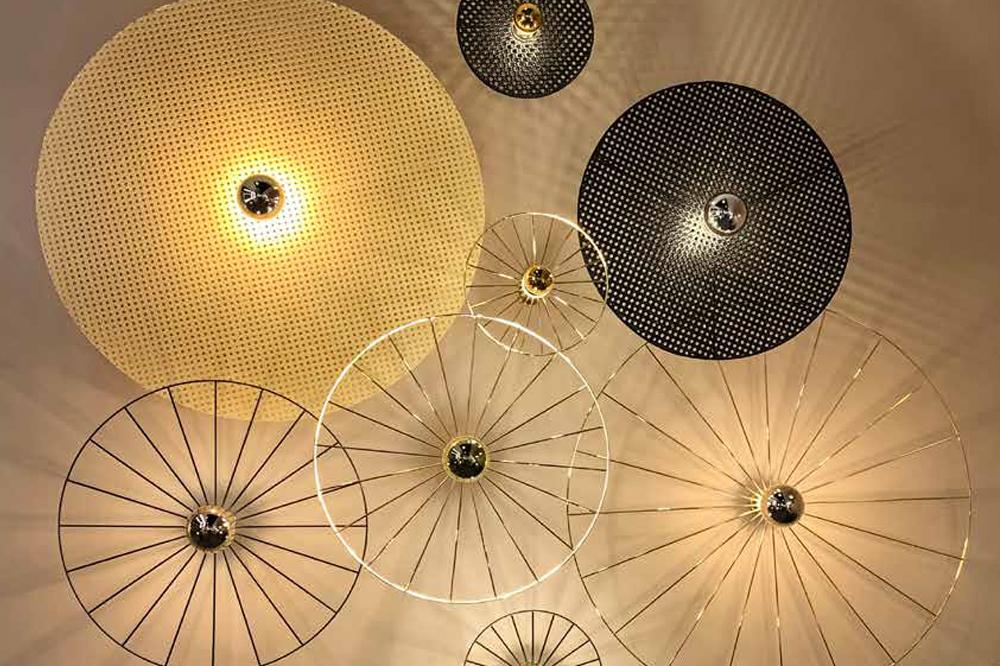 Tan - Tan design lamp by Aromas del Campo